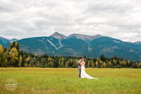 Alyssa & Nick's Wedding (Valemount/Tete Jaune Lodge/Mount Robson)