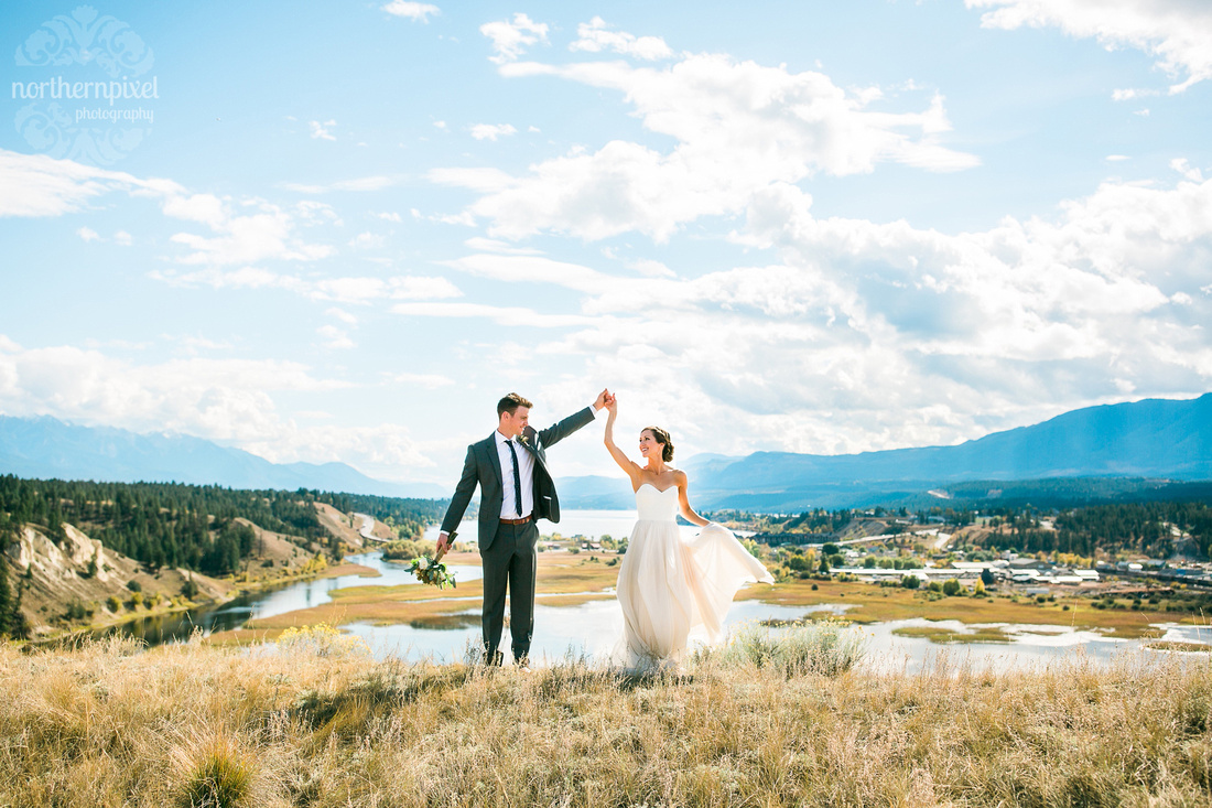 Inveremere, BC Wedding Elopement, Eagle Ranch Resort Wedding, BC Wedding Photographers, Prince George Wedding Photographers
