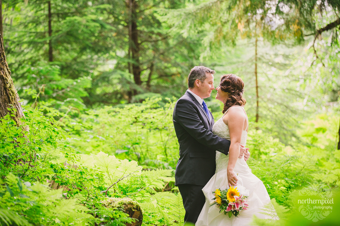 Ancient Forest Wedding, Prince George BC Photography Session