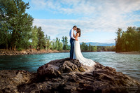 Natasha & David's Wedding ~ Smithers, BC