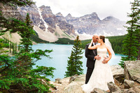 Melissa & Troy's Wedding in Banff Norquay Ski Lodge